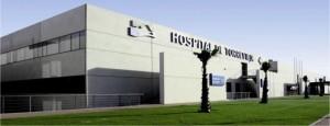 Servicio de Oftalmología del Hospital de Torrevieja en Alicante