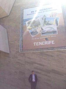 Congreso de Oftalmología en Tenerífe