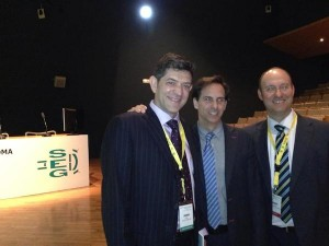 Oftalmólogos en el 9º Congreso de La Sociedad Española de Glaucoma