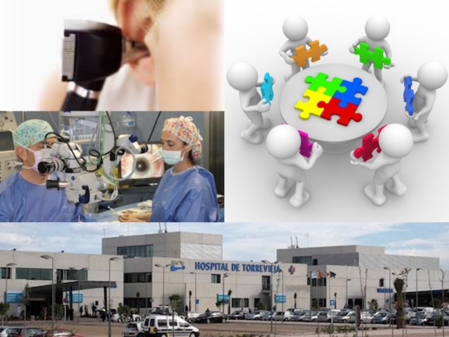 Unidad multidisciplinar Otorrino - Oftalmología