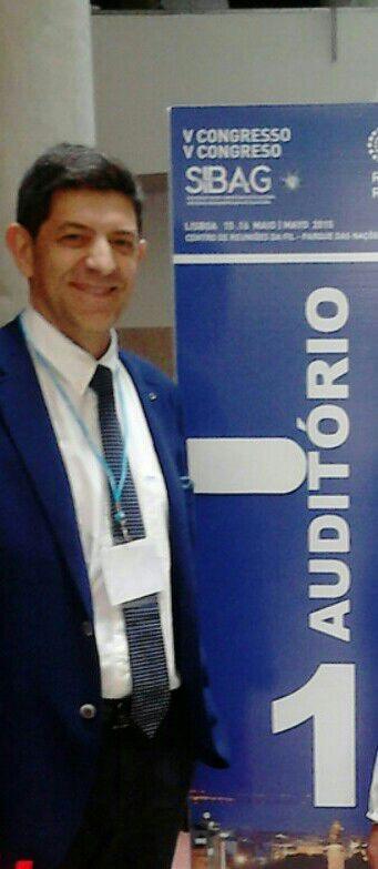 V Congreso de la Sociedad Iberoamericana de Glaucoma realizada en Lisboa