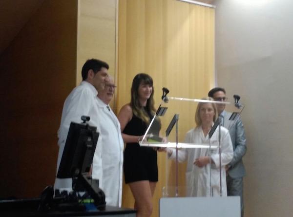 Bienvenida y despedida de los MIR - Hospital de Torrevieja (Alicante)